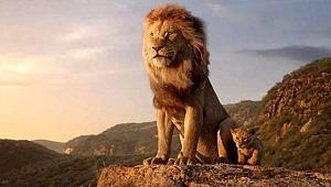 Aslan Kral filmi vizyona girdiği hafta hasılat rekoru kırdı