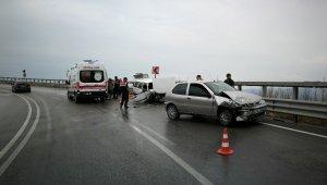 Aynı virajda 6 kişi yaralandı - Bursa Haberleri
