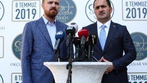 Bilal Erdoğan'dan Okçular Vakfı ile ilgili iddialara yanıt