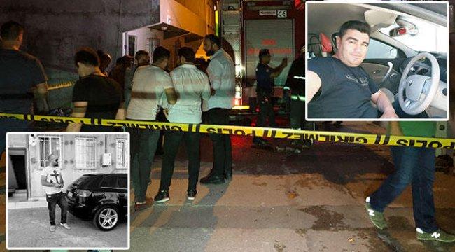 Bursa'da korku dolu anlar... Arkadaşını silahla vuran katil zanlısının evine molotoflu saldırı - Bursa Haberleri