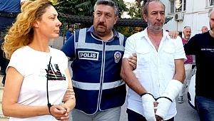 Bursa'da korkunç cinayet! İlişki yaşadığı eski mankeni evde başka bir erkekle görünce dehşet saçtı!