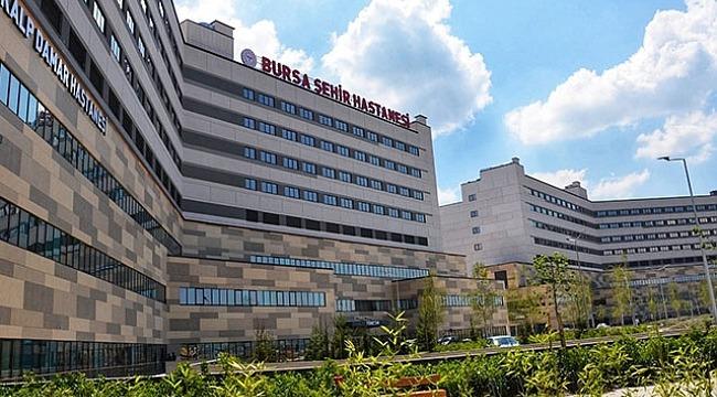 Bursa Şehir Hastanesi, hizmete açılarak hasta kabulüne başlandı - Bursa