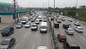 Bursa trafiğine 15 Temmuz ayarı - Bursa Haberleri