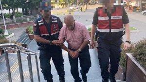 Bursa'da, 28 suçtan sabıkası olan 7 ayrı suçtan aranan suç makinesi tutuklandı