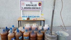 Bursa'da kaçak içki operasyonu - Bursa Haberleri