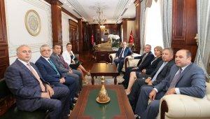 """Canbolat: """"Bursa'da turizm alanındaki yatırımlar potansiyelin altında kalıyor"""" - Bursa Haberleri"""