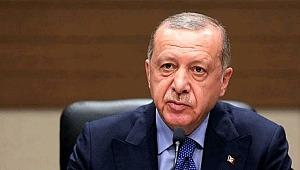 Cumhurbaşkanı Erdoğan, Doğu Akdeniz'deki gerilim ile ilgili konuştu,