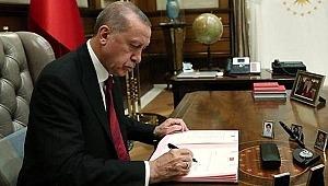 Cumhurbaşkanı Erdoğan imza attı, kritik isimler görevden alındı