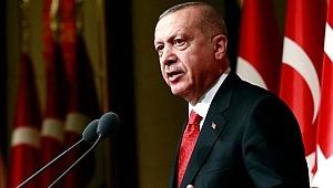 Cumhurbaşkanı Erdoğan: Kıbrıs'ta 45 yıl önce ki aynı adımı atmaktan tereddüt etmeyiz