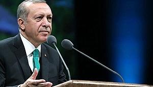 Cumhurbaşkanı Erdoğan, üstüne basa basa söyledi,