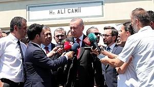 Cumhurbaşkanı Erdoğan, yeni parti iddiaları sorusuna yanıt verdi: Tarih oldular