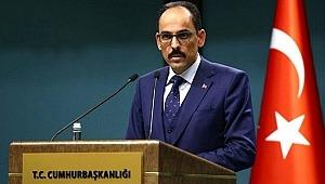 Cumhurbaşkanlığı Sözcüsü İbrahim Kalın'dan, 'Kabine revizyonu olacak mı' sorusuna yanıt