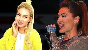 Demet Akalın tarafından klibi kaldırılan şarkıcı Ceylan Koynat'tan gönderme