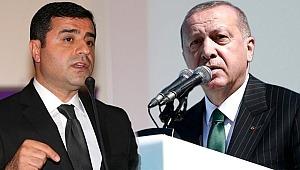 Demirtaş'tan Erdoğan'a çağrı,