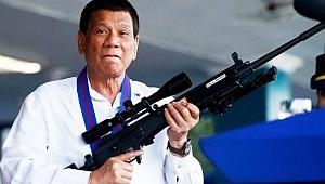 Duterte'den ABD'ye: