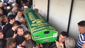 Elektrik akımına kapılarak ölen işçi toprağa verildi - Bursa Haberleri