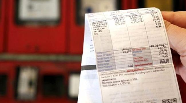 Elektrik faturalarında yeni dönem başlıyor