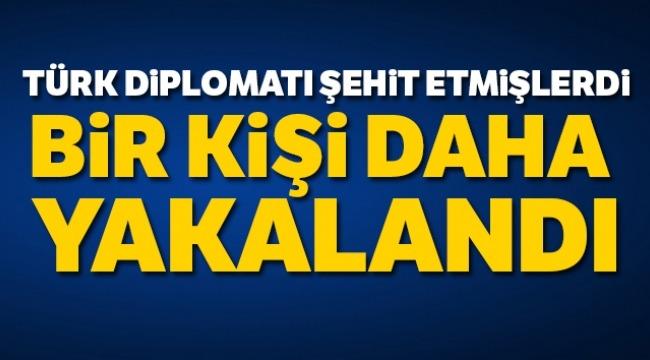 Erbil'de Türk diplomatımızı şehit eden teröristlerden kinci fail yakalandı