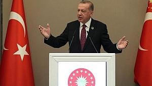 Erdoğan'dan BM ile PKK'nın gizli yaptığı anlaşmaya tepki,