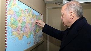 Erdoğan harekete geçiyor... Kritik iki ile gidecek