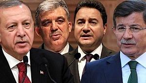 Erdoğan, yeni parti sorusuna