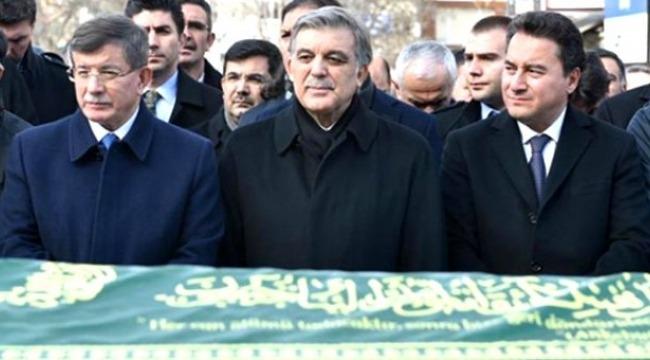 Eski Ak Parti'li Abdüllatif Şener'den Ali Babacan, Abdullah Gül ve Ahmet Davutoğlu'na çağrı