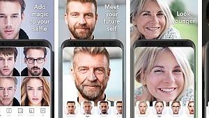 FaceApp indir! Yüz yaşlandırma programı FaceApp nasıl indirilir! Fotoğraftaki yüzü yaşlandırma programı adı nedir?