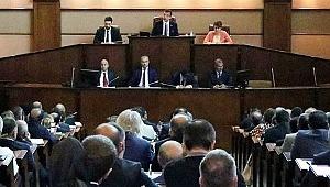İBB Meclisi'nde