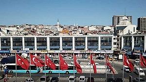 İstanbul 15 Temmuz Demokrasi Otogarı'nın İSPARK'a devri durduruldu