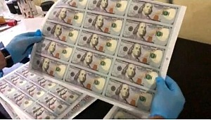 İstanbul'da tarihin en büyük sahte dolar operasyonu