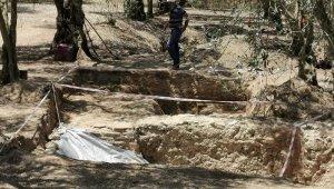 İznik'te yeni bulunan lahit büyük heyecan yaşattı - Bursa Haberleri