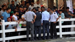 Karacabey'de tay satışları protestolar sebebiyle ertelendi - Bursa Haberleri