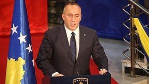 Kosova Başbakanı Ramush Haradinaj istifa etti açıkladı.