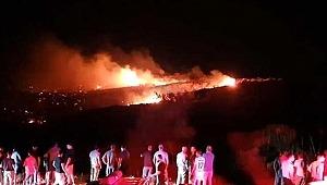 Kuzey Kıbrıs'ta İHA düştü: