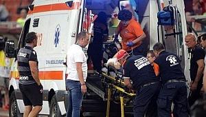 Maç sırasında yedek kulübesinde kalp krizi geçirdi