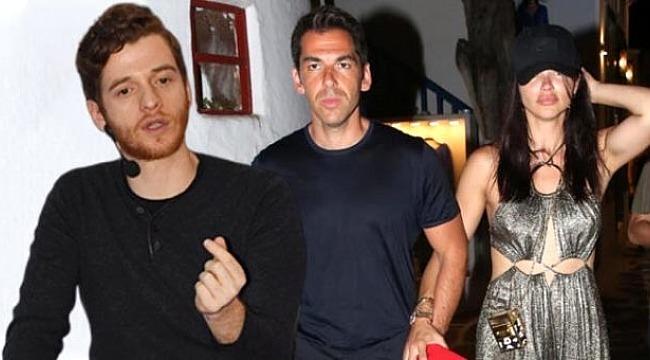 Metin Hara, Adriana Lima'nın yeni ilişkisi hakkında konuştu