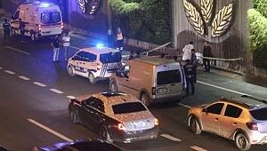 Metrobüs üst geçidinden atlayan kadın hayatını kaybetti