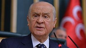 MHP lideri Devlet Bahçeli: 'AB'yle bir yol ayrımına gelinmiştir...'