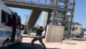 Minibüs terörü... Yolcu kapmak için birbirlerini öldürüyorlardı - Bursa Haberleri