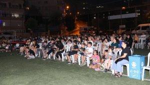 Mudanya'da açık havada sinema keyfi başladı - Bursa Haberleri