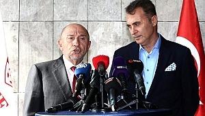 Nihat Özdemir ve Fikret Orman'dan Kulüp Lisans Talimatı açıklaması