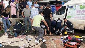 Ordu'da feci trafik kazası: Yolcu otobüsü ile minibüs çarpıştı: 3 ölü, 11 yaralı