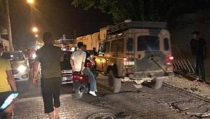 PKK/PYD terör örgütünden Ceylanpınar'a roketli saldırı: Çok sayıda yaralı var