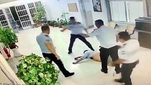 Polis, kolundan sürükleyerek karakola soktuğu turiste dehşeti yaşattı!