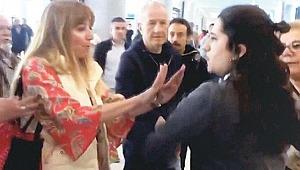 Rötar nedeniyle havalimanı personeline hakaret etmişti, O kadına dava açıldı