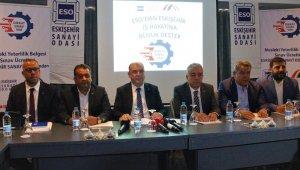 Sanayicilere 11 milyon TL destek paketi oluşturulacak