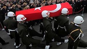Siirt'den acı haber! 1 Askerimiz Şehit, 1 Askerimiz Yaralı