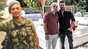 Sinan Akçıl, 15 Temmuz şehidinin ailesiyle buluştu