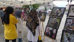 Srebrenitsa şehitlerinin tek tek isimlerinin yazıldığı karanfiller duygulandırdı - Bursa Haberleri