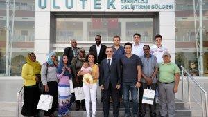 Sudanlı teknopark personeline ULUTEK'te Ar-Ge eğitimi - Bursa Haberleri
